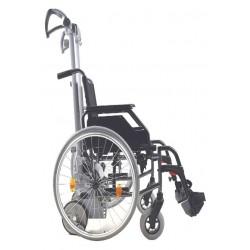 Scalamobil S35 mit Rollstuhl